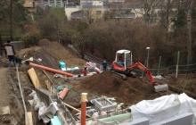 barovací práce na stavbě v praze radotíně