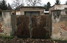 Domek před demolicí