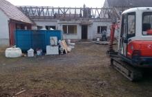 bourání zděné stodoli v praze